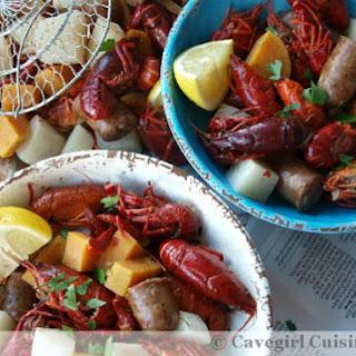 Crawfish Boil ~ Paleo-Style!