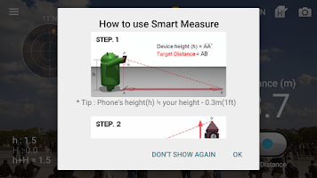 Screenshot of Smart Measure