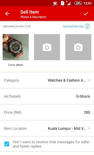 Mudah.my - Find, Buy, Sell Preloved Items  screenshots 7
