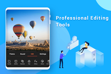 VideoShow Video Editor, Video Maker, Photo Editor APK screenshot thumbnail 3