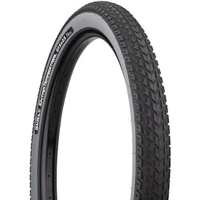 Surly ExtraTerrestrial Tire - 27.5 x 2.5, Tubeless, Black/Slate, 60tpi