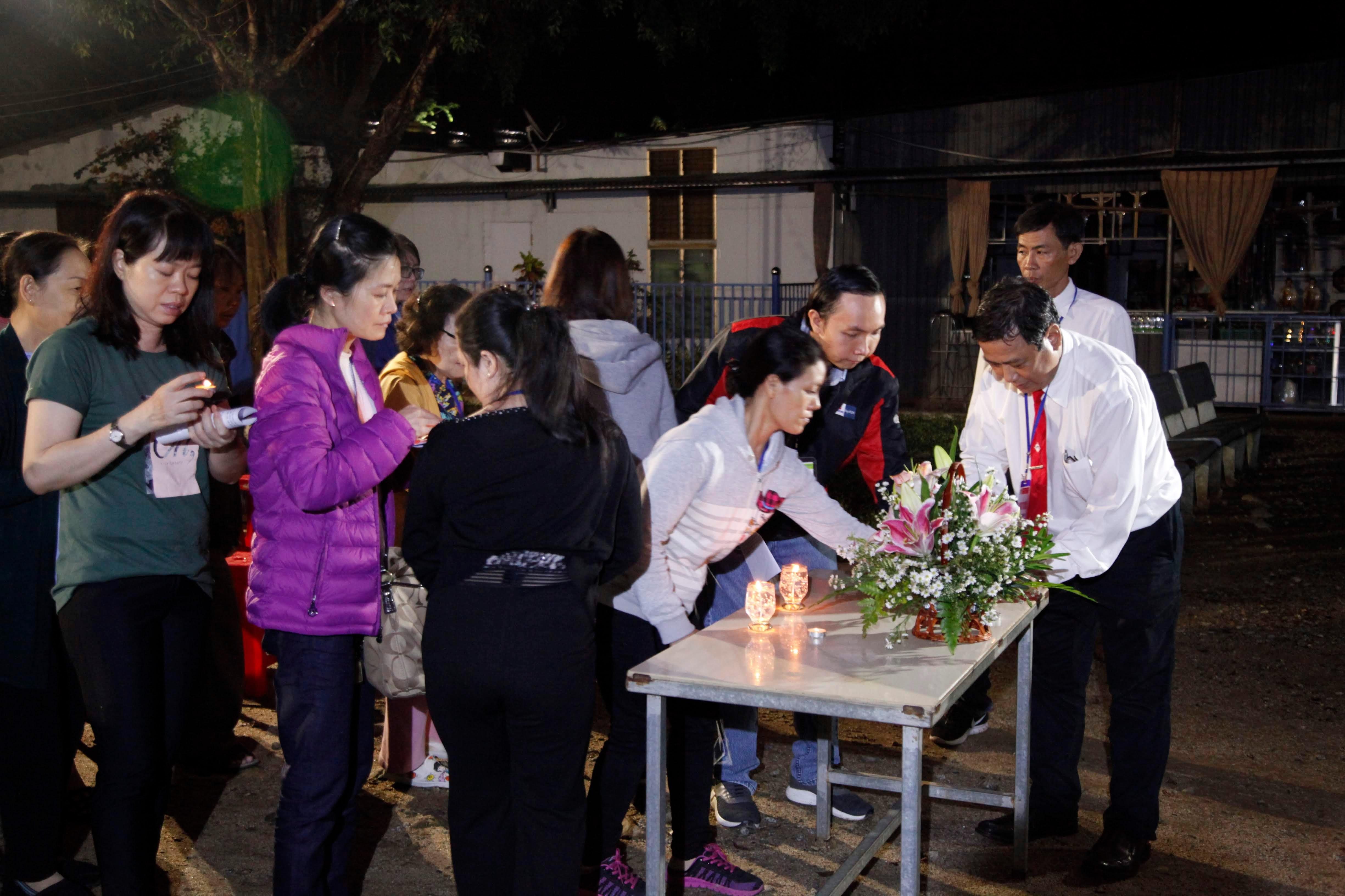 Video: Giáo xứ hành hương Đức Mẹ Tà - Pao (5.2019)