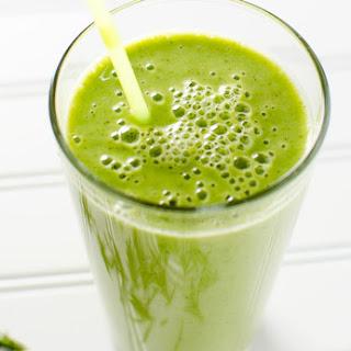 Rosemary Mango Green Smoothie