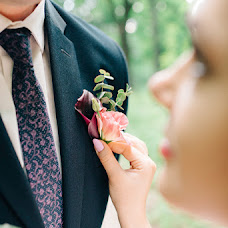 Wedding photographer Valeriya Mironova (mironovalera). Photo of 15.08.2017