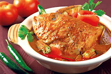 Goan Fish Head Curry