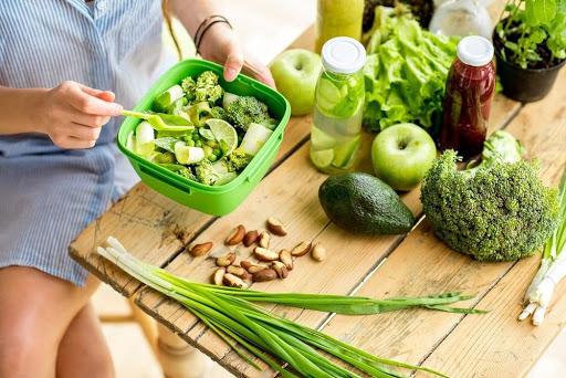 Chế độ dinh dưỡng thai kỳ giúp con khỏe mạnh thông minh - Hinh 2