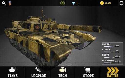 Modern Army Tank War Machine -Tank Shooting Games 12 screenshots 9