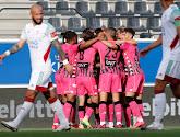 Pro League: Charleroi s'impose à OHL, malgré l'exclusion de Mamadou Fall