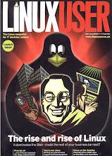 Photo: Linux User cover