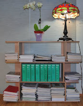 Photo: You can store so much more on our Sing torsion box honeycomb core shelving than with any other shelving