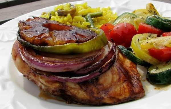 Pineapple Teriyaki Chicken Recipe