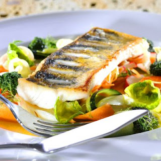 Tilapia With Vegetables