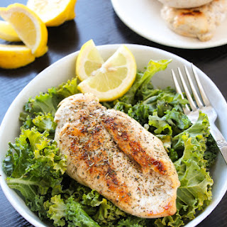 5-Ingredient Lemon Pepper Chicken.