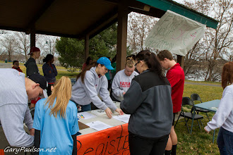 Photo: Find Your Greatness 5K Run/Walk Pre-Race  Download: http://photos.garypaulson.net/p620009788/e56f622fc