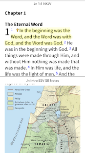 New King James Bible (NKJV)- screenshot thumbnail