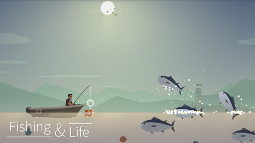 Fishing Life [Mod] Apk - Unlimited gold, coin