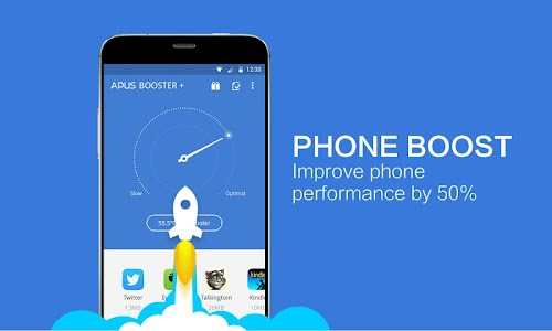 APUS Booster+|Speed Up Phone v1.4.1
