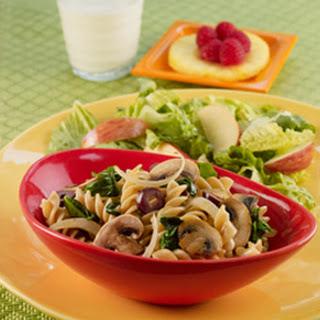 Garden Vegetable Pasta.
