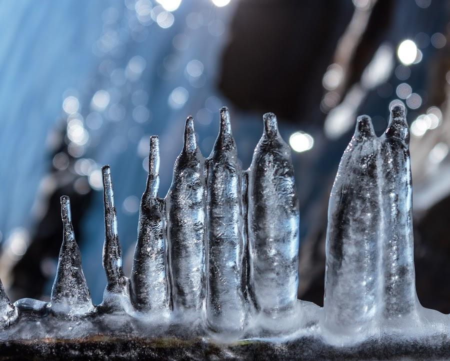 Ice Bokeh by Darko Boshnakoski - Nature Up Close Other Natural Objects