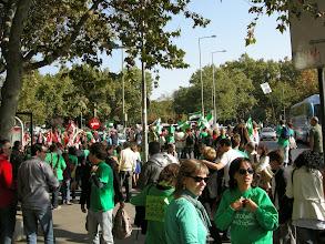Photo: Manifestación del 22 de octubre de 2011 en favor de  la Educación Pública (Atocha-Sol) 4