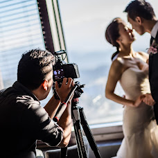 Wedding photographer Evan chu (evan_chu). Photo of 21.09.2017
