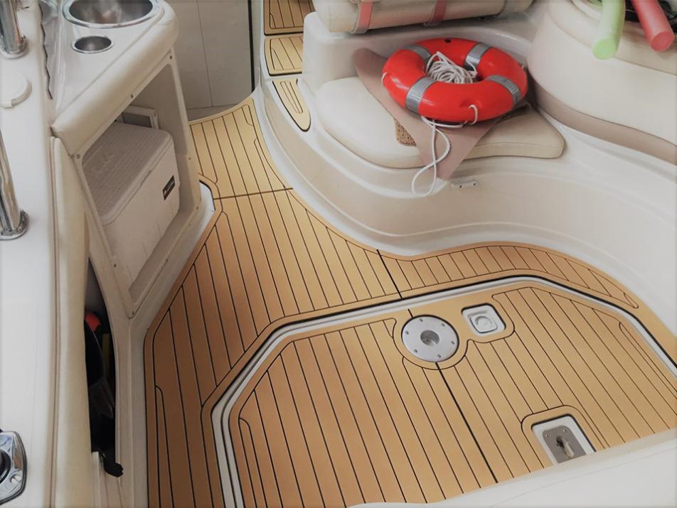 E.V.A: O Piso Náutico do Futuro - Jett Deck