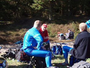 Photo: 2. divisionsmatch Vrads