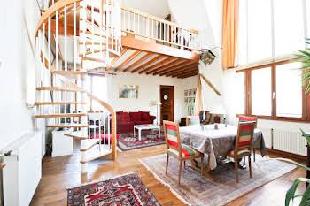 Appartement meublé 3 pièces 97 m2