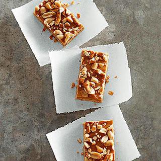 No-Bake Butterscotch-Pretzel Bars