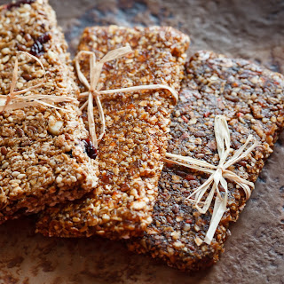 High Protein Squares