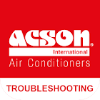 Acson Troubleshooting icon