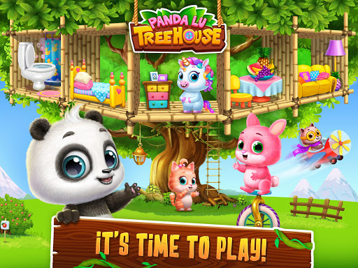 Image result for Panda Lu Treehouse Hack