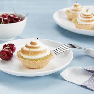 Simply Sweet Lemon Meringue Tarts