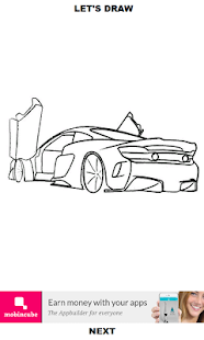 How to Draw Cars 2 - náhled