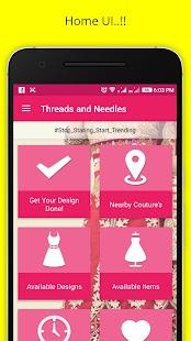 Tải Threads & Needles APK