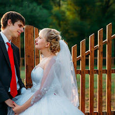 Wedding photographer Denis Neklyudov (densvet). Photo of 23.08.2016