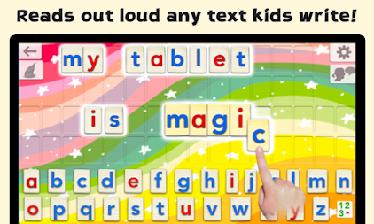 Word Wizard for Kids - Learn to Read & Spell APK screenshot thumbnail 2