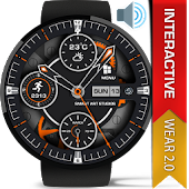 Watch Face - Hybrid Interactive
