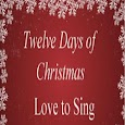 Twelve Days of Christmas Carol Song Offline icon