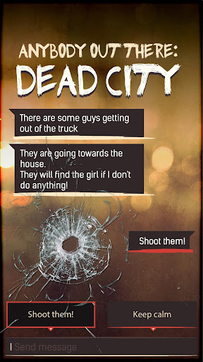 DEAD CITY - Choose Your Story Interactive Choice 1.0.8 screenshots 1