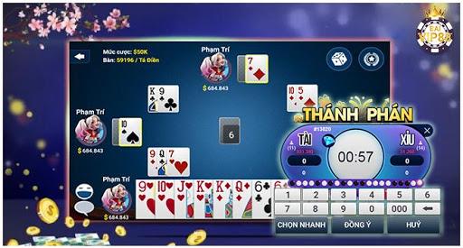 Baivip88 - Game danh bai dan gian doi thuong 1.4 gameplay | by HackJr.Pw 1