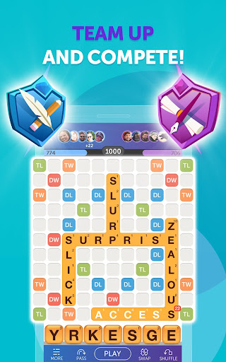 Words With Friends u2013 Word Puzzle apkpoly screenshots 4