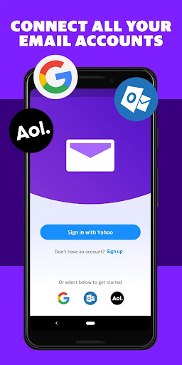 Yahoo Mail u2013 Organized Email 6.11.3 screenshots 2