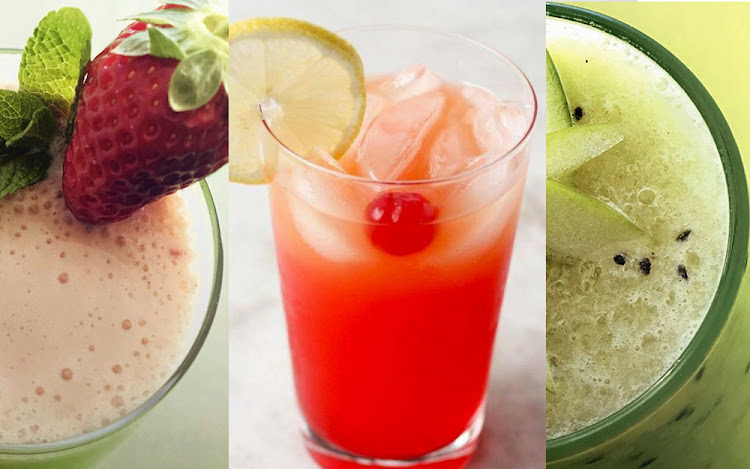 There are various alcohol-free cocktails to try out