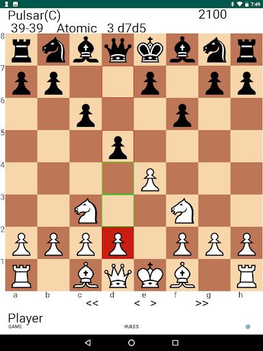 Pulsar Chess Engine  screenshots 5
