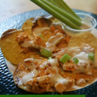 Buffalo Chicken Wing Nachos Recipe | Part 4 in a Series