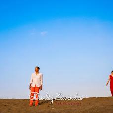 Wedding photographer SHIRLEY ZAMUDIO (shirleyzamudio). Photo of 05.08.2015