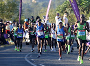 General views during the Comrades Marathon 2017 on June 04, 2017 in Durban, South Africa.