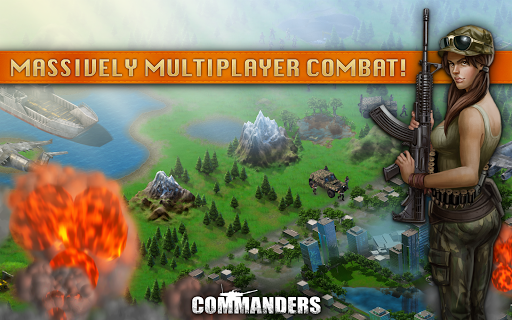 Commanders screenshot 12