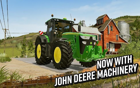 Farming Simulator 20 Mod Apk Download For Android and Iphone 8